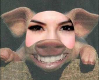 Selena Gomez(La Reina Del Photoshop)