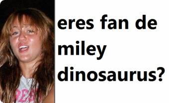 miley dinosaurus