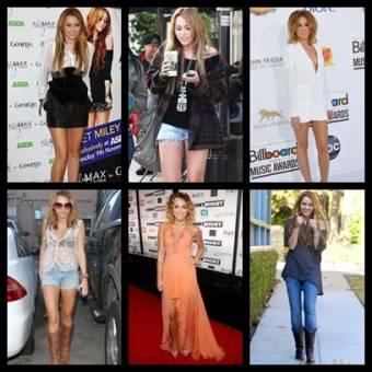 Miley viste mejor.