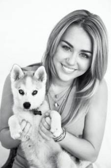 Miley y Floyd