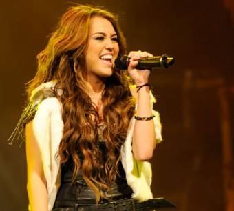 ser la mayor fan de Miley Cyrus