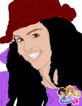 Selena G�mez.