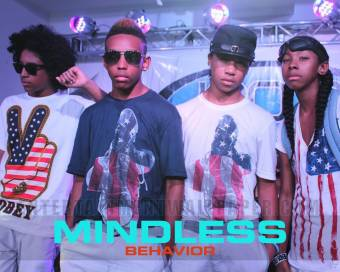 mindless behavior *-*