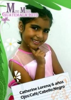SUCHITEPEQUEZ - CATHERINE LOREAN