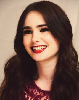 3. Lily Collins