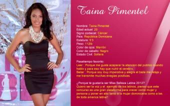 Taina Pimentel
