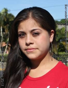 Vilma Elizabeth Rodríguez Dávila (Comunidad Loma la Gloria)