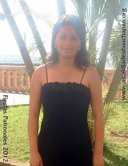 Yensi Stephanie Rosales Recinos (Colonia Getzemaní)