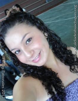 Yasmin Sthefanie Men�ndez Viana (Comunidad El Junquillo)