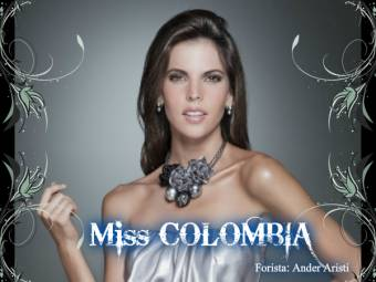 Miss Colombia (Forista: Andeer Aristi)