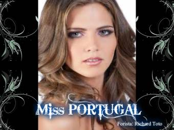Miss PORTUGAL (Forista: Richard Toto)