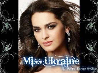 Miss Ukraine (Forista: Dayana Medina)
