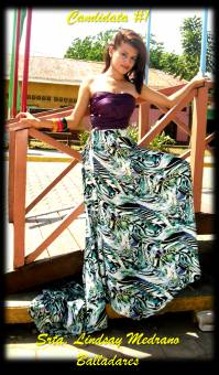 Srta, Lindsay Idania Medrano Balladares. Barrio Mercedes