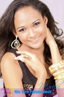 Miss Teen Panama Oeste