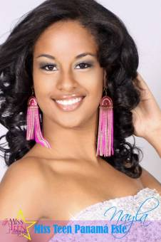Miss Teen Panama Este