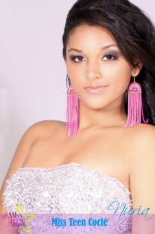 Miss Teen Cocle