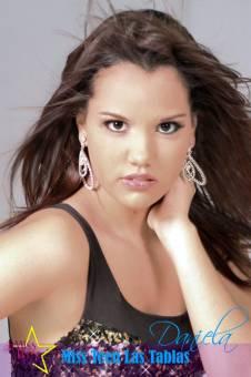 Miss Teen Las Tablas
