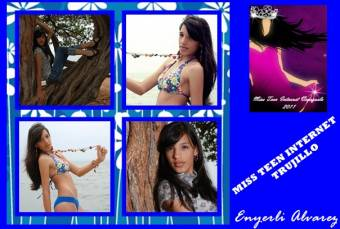 MISS TEEN INTERNET TRUJILLO ENYERLI-ALVAREZ