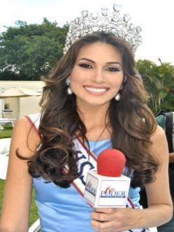 MISS VENEZUELA - Maria Isler