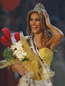 Dayana Mendoza Miss Universo 2008