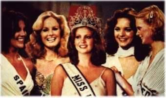 Margaret Gardiner Miss Universo 1978