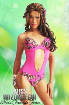 Miss Gay Anzoategui