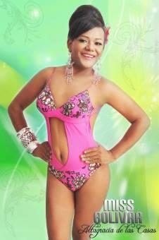 Miss Gay Bolivar