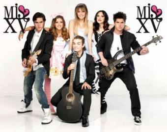 Miss xv bff