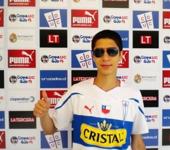 Jose Ahumada, 18 Años. Soltero