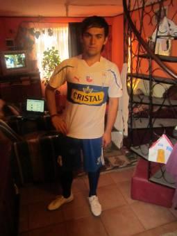 Oscar Inzulza, 19 A�os. Soltero