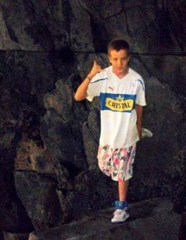 Roger Fuenzalida, 16 Años. Soltero