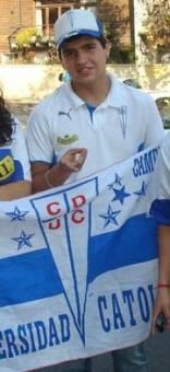 Mauricio Ahumada, 18 A�os Soltero