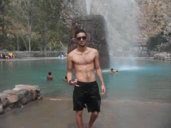Fabian Anselmo, 21 A�os. Soltero