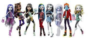 Las Monster High son las mejores