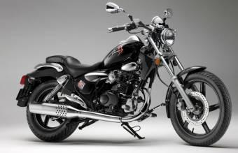 Kimco ZING II DARKSIDE 125 cc http://www.kymco.es/motos/zing-2-darkside-125.html