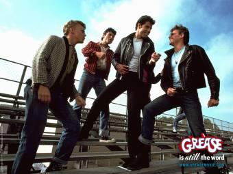 Jhon Travolta-Grease