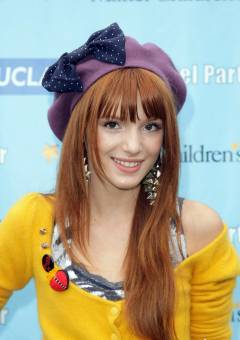 eres fan de bella thorne.