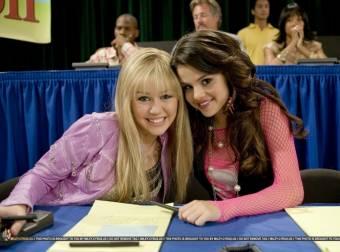 Porque sal�an en Hannah Montana juntas