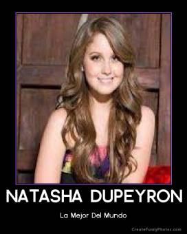 la mas o menos de natasha