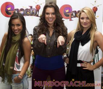 Mecha,Grachi Y Mia