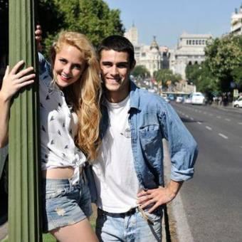 Ludmila y Tomas