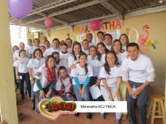 Maranatha ACJ YMCA 1