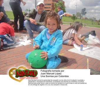Una Sonrisa por Colombia 1