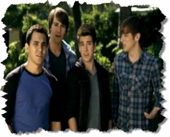 big time rush(nickelodeon)