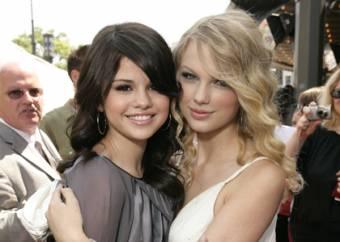 Taylor Swift y Selena Gòmez (Las mas populares).