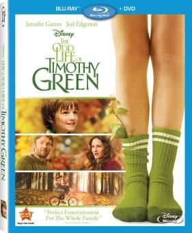 La extra�a vida de timothy green