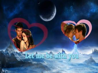 """""""Let me be with you"""""""