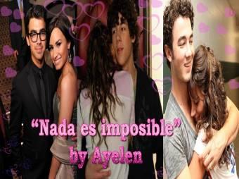 �Nada Es imposible� by Ayelen Leguizamon JB