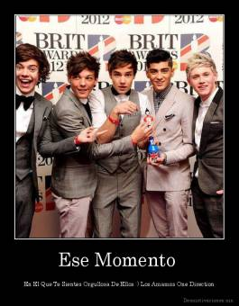 ONE DIRECTION LOS AMO