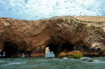 Islas Ballestas y Paracas